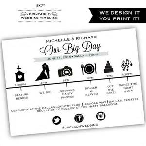 wedding timeline template wedding timeline template 35 free word excel pdf psd vector format free