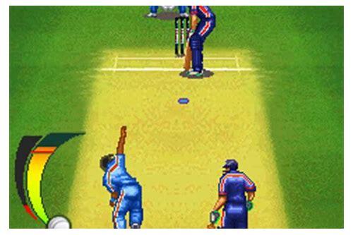 baixar jogos de cricket java tela de toques