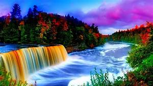 Nature Waterfall Hd Wallpapers 6 : Hd Wallpapers