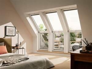 Fenster Elektrisch öffnen : dachausbau mit fenster alle optionen velux magazin ~ Watch28wear.com Haus und Dekorationen