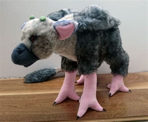 Trico Plush From The Last Guardian Дрику Няша Games