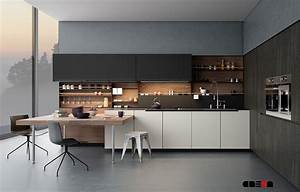 20 sleek kitchen designs with a beautiful simplicity 1057