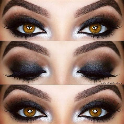 Уроки повседневного макияжа для карих глаз рисуем модный мейкап Косметический путеводитель
