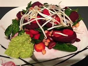 Salat Mit Spinat : spinat randen salat mit avocadohummus von sandrina86 ~ Orissabook.com Haus und Dekorationen