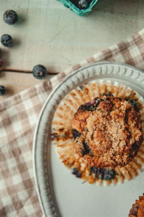 keto blueberry muffins sweet laurel