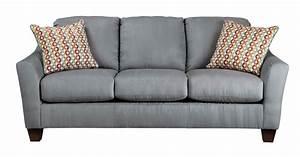 Buy ashley furniture 9580239 hannin lagoon queen sofa for Ashley sleeper sofa