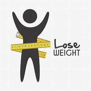 Lose Weight Design Stock Vector - Image: 46658359