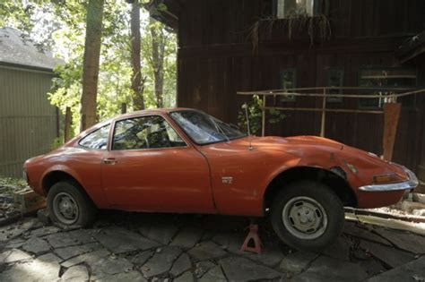 Opel Gt Parts by 1970 Opel Gt 1900 Great Parts Car Does Not Start For