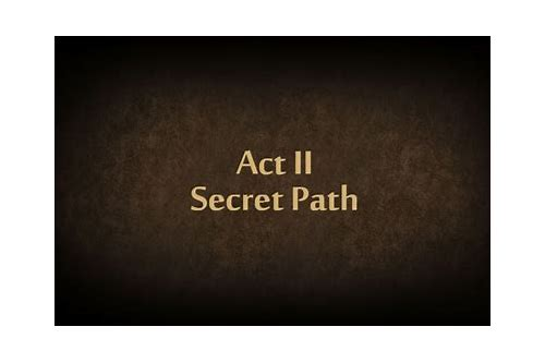 download shadow fight act ii secret path