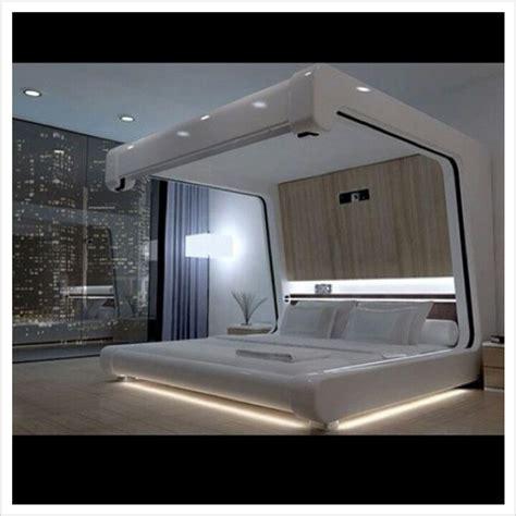futuristic bedroom dream room pinterest modern bed