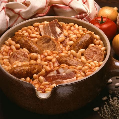 3 recettes cuisine recette cassoulet à l 39 ancienne
