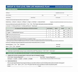 9 life plan templates sample templates With life plan template pdf