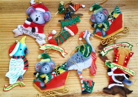 australian christmas decorations www pixshark com