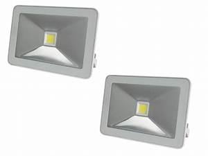 Led Strahler 30w : 2er set 30w led strahler wei mit befestigungsb gel lichtfarbe warmwei ip65 kaufen bei ~ Orissabook.com Haus und Dekorationen