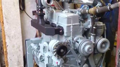 ZT Motor mit Turbolader DDR - YouTube