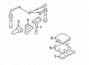 Chevrolet Tracker Engine Crankshaft Position Sensor