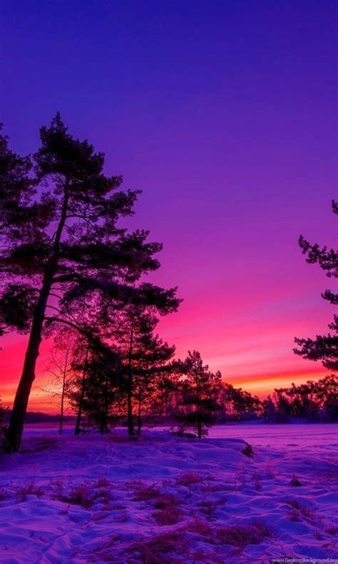 Desktop Backgrounds by Winter Sunset Desktop Wallpapers Hd Wallpaper Backgrounds