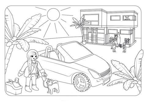 Playmobil Zum Ausmalen 3