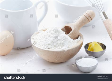 ingredients to make a cake ingredients tools make cake flour butter stock photo 84571342 shutterstock