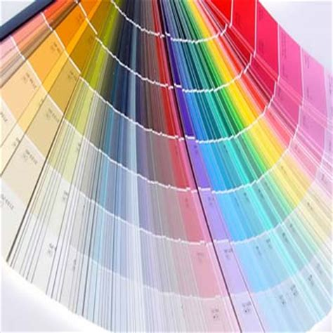 paint colour selection rules for your home
