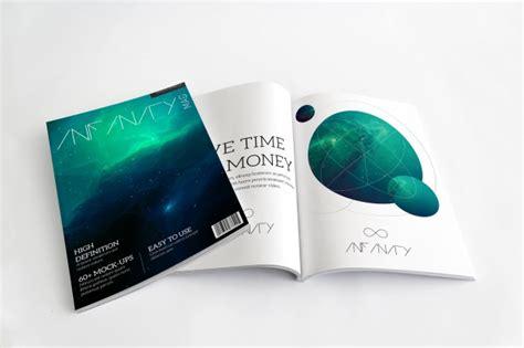 mag de gratis dise 241 o de mock up de revista descargar psd premium