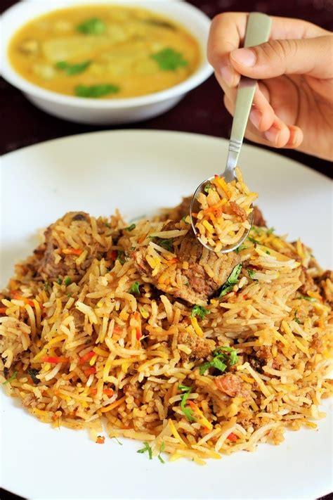 indian mutton biryani recipe recipe  mutton biryani