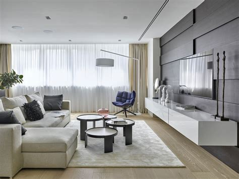 Room ideas: Luxury apartment design by Alexandra Fedorova