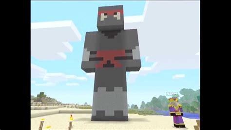 ninja statue   youtube