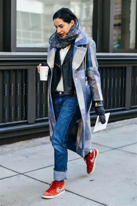 New York Fashion Week Fall Street Style 2019 Fashiongumcom