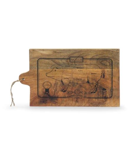 planche a decouper planche 224 d 233 couper en bois cochon wadiga