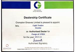 Awards And Certificates Caple Industrial Solutions