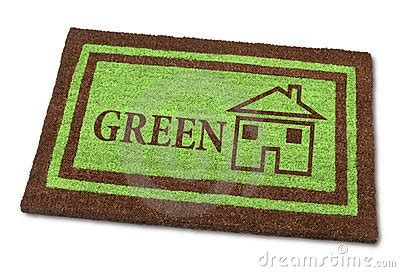 Green Welcome Mat by Green Home Welcome Mat Sustainable 8778737 Green Home