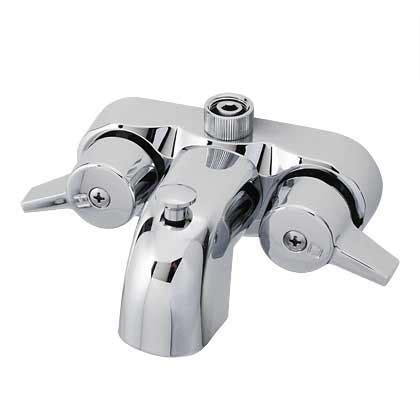 claw tub faucets economical clawfoot tub diverter faucet the loo