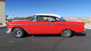 1956 Chevrolet Bel Air 265 4 Speed  84 775 Miles  Viper