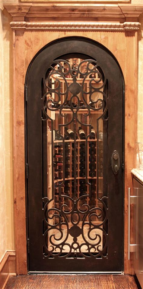 houston wine cellar door design ideas decors