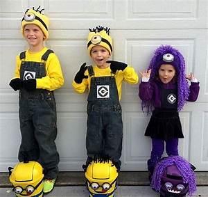 Minion Kostüm Baby : 5 easy diy halloween costumes for children children 39 s museum ~ Frokenaadalensverden.com Haus und Dekorationen