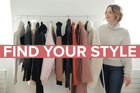 How To Find Your Personal Style  Estée Lalonde Youtube