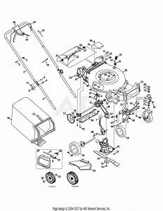 Mtd 12avc62j719  2015  Parts Diagram For General Assembly