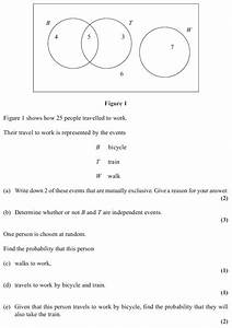 Exam Questions - Venn Diagrams