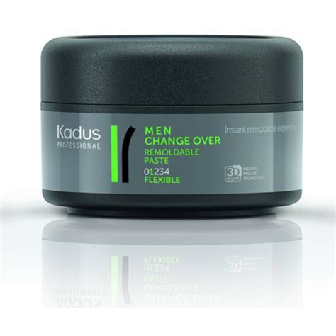 Kadus Men Change Over Remoldable Paste 75ml | The Hair And Beauty Company