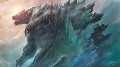 Godzilla Anime Wallpapers Earth Desktop Deviantart Monsters