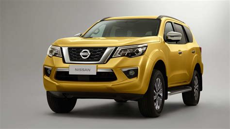 Nissan Terra Modification by Navara Based Nissan Terra Suv Officially Revealed Autodevot