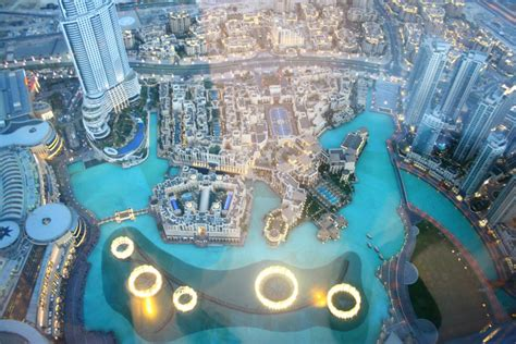 A Tour Inside The Tallest Building In The World Burj