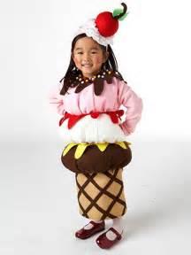 Kid Ice Cream Cone Halloween Costume
