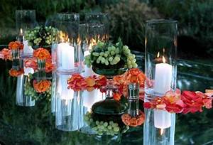 wedding decorations on a budget wedding decorations With wedding reception decor ideas on a budget