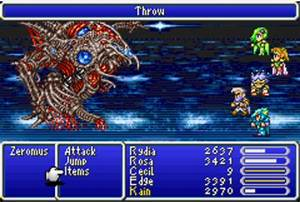 Final Fantasy IV Advance EEternity ROM Download