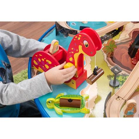 Kidkraft Dinosaur Train Table & Set