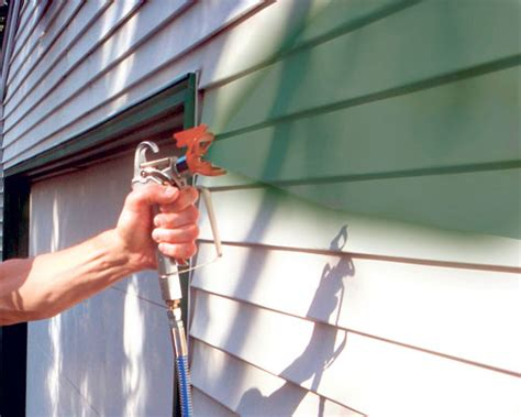 Exterior Painting 101 What Is A Paint Sprayer?  Get Best
