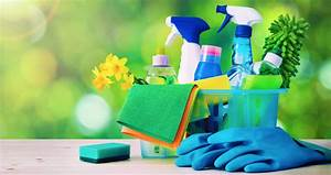The Medical Minute  Six Tips For Safe Spring Cleaning
