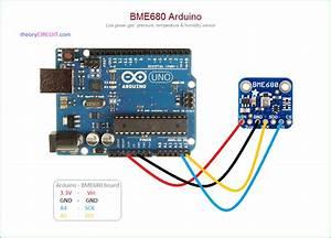 Bme680 Arduino